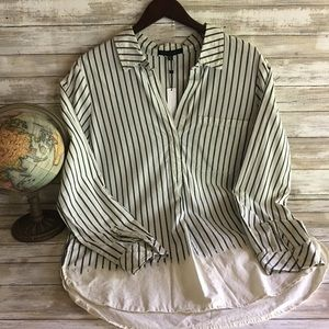 NWT Sanctuary Shirt Top Blouse